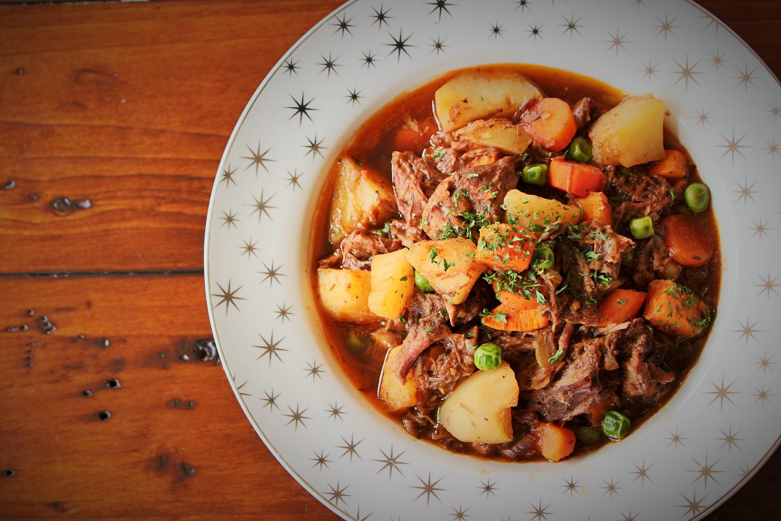 Irish Stew with Guinness