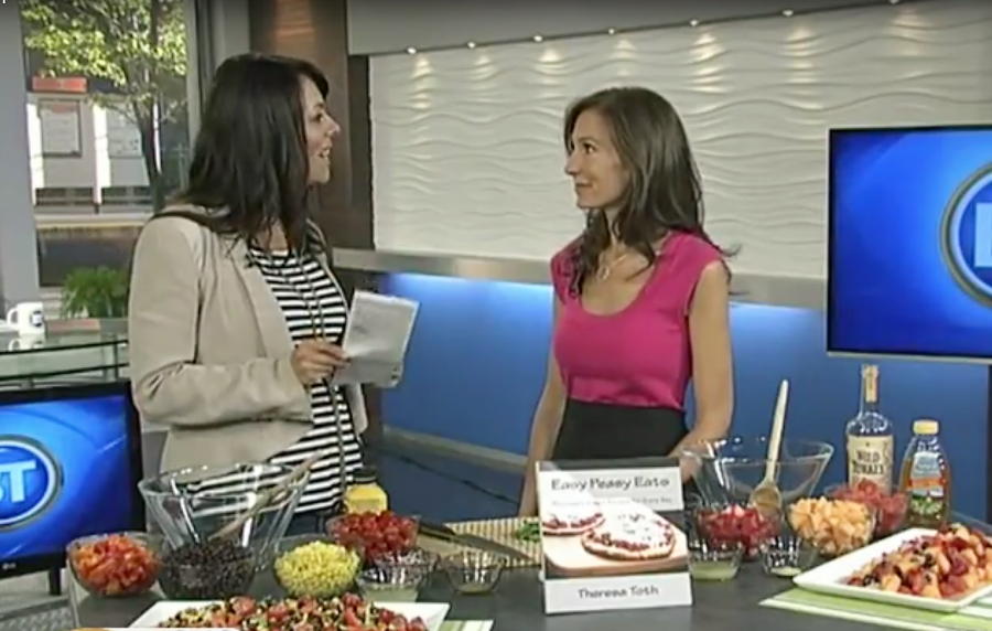 Summer Salads on Breakfast Television
