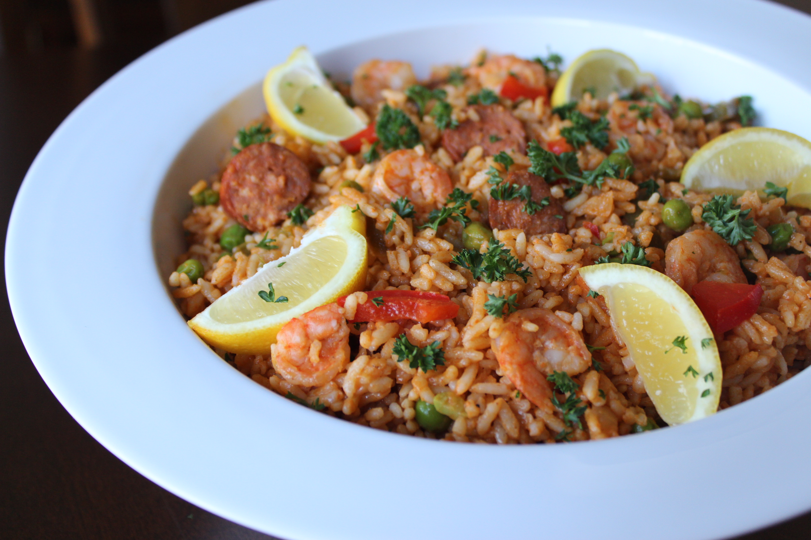 Quick Spanish Paella