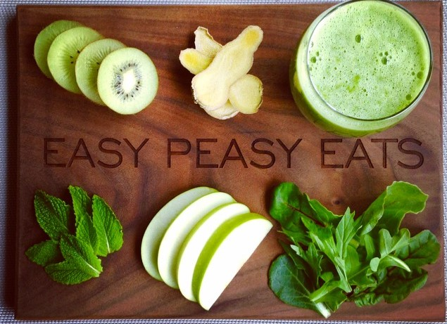 Energy Building Green Smoothie