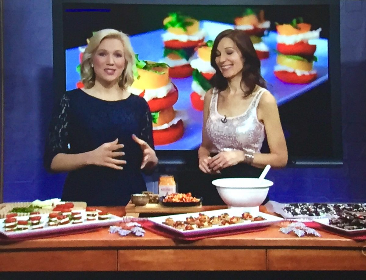 Easy Holiday Recipes on CTV Morning Live
