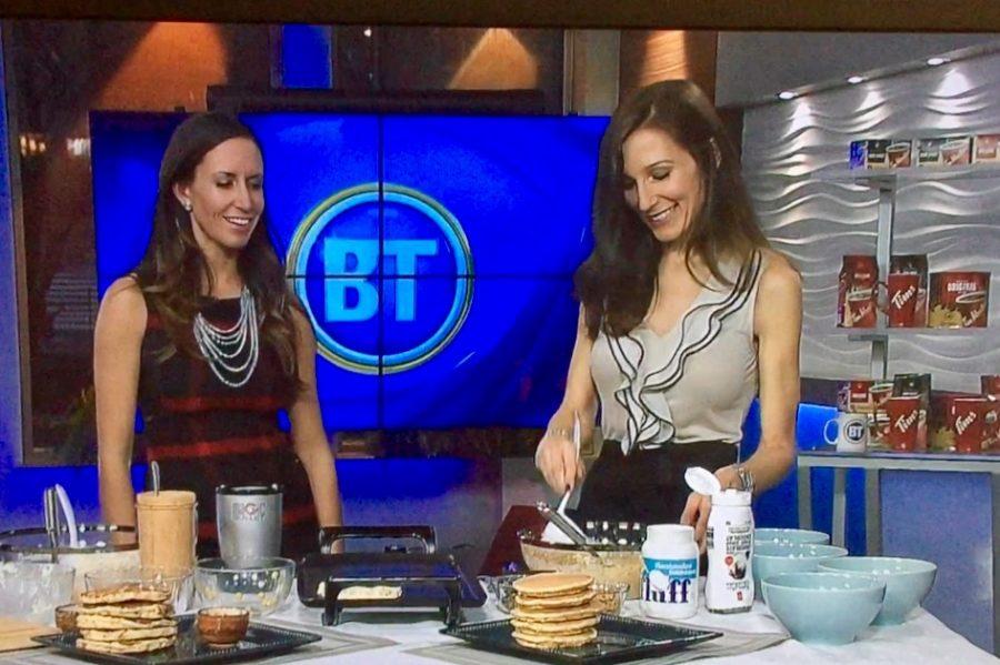 Recipe Remix – Pancakes that are twice the fun!