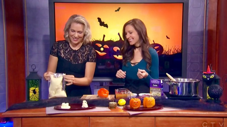 CTV Morning Live – Halloween Dinner Recipes