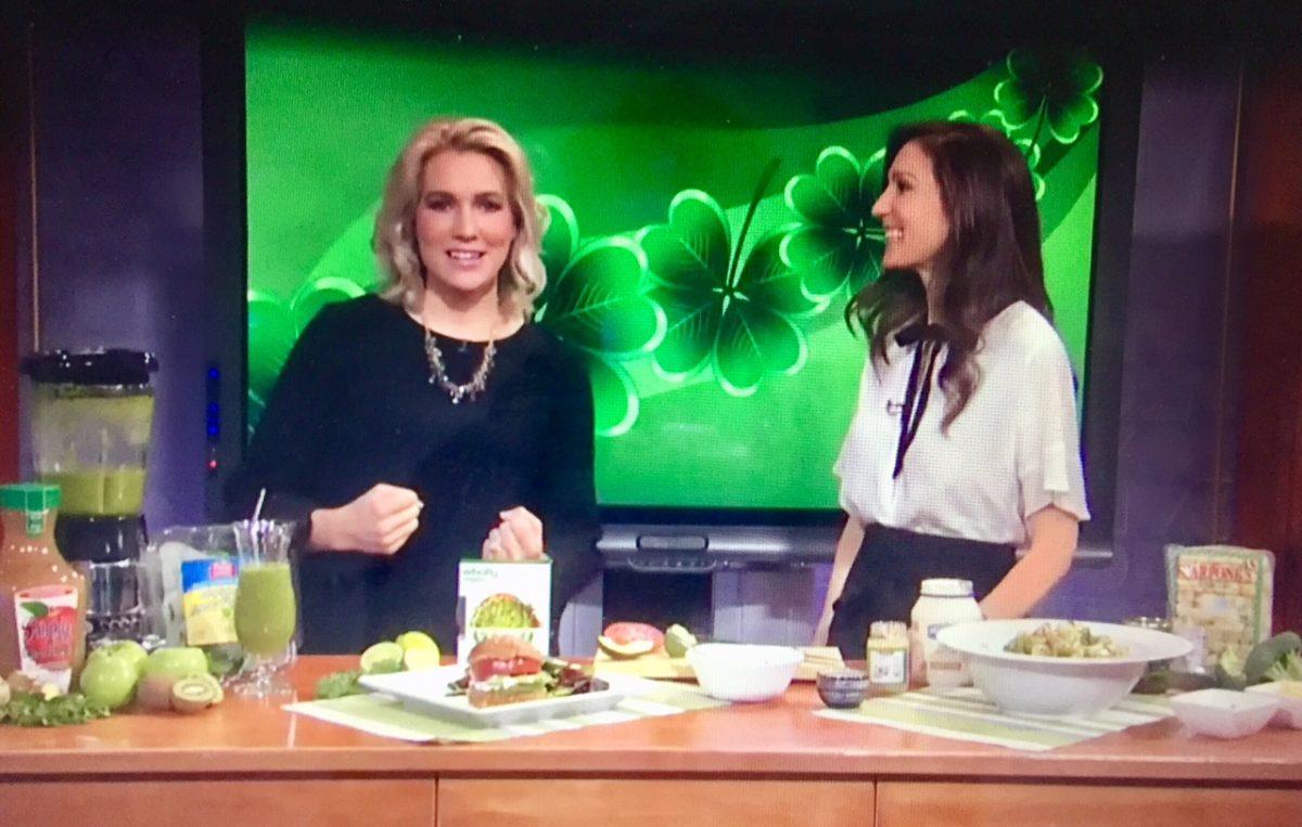 Healthy St Patrick's Day Recipes