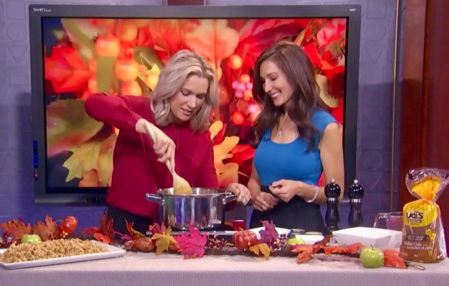 Thanksgiving Stuffing on CTV Morning Live